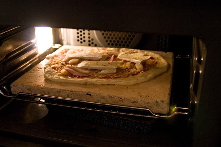 pizza steen tegel bouwmaterialen